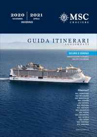 Catalogo MSC Crociere da Miami