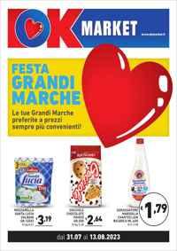 Volantino OK Market