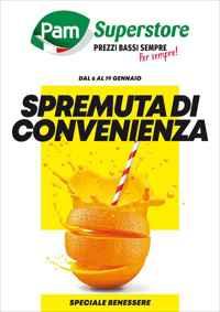 Volantini pam panorama volantini e offerte alimentari for Volantino offerte despar messina
