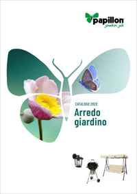 Catalogo Papillon - Catalogo Arredo Giardino 2017 | MondoVolantino
