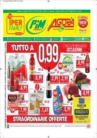 Volantino PIM Supermercati - GROS