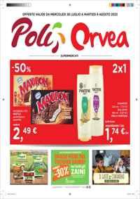 Volantino Supermercati Poli (bilingue)