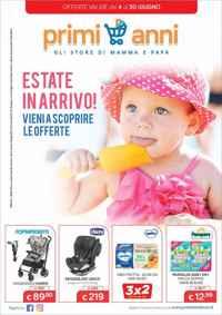 Catalogo Primi Anni Store