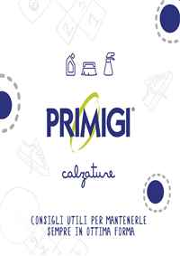 Catalogo PRIMIGI