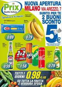 Volantino Prix Quality