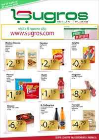 Volantini sugros volantini e offerte cash and carry for Volantino offerte despar messina