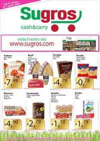 Volantino Sugros cash&carry