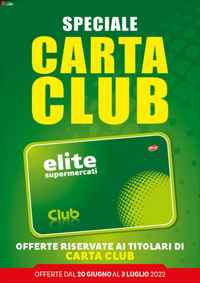 Volantino Elite Supermercati