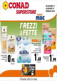 Volantino Super Mac - CONAD Superstore