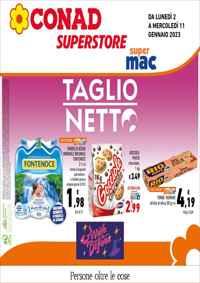 Volantino Super Mac iper Mac
