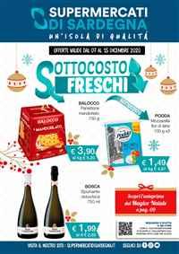 Volantino Supermercati di Sardegna Superette