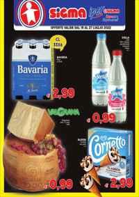Volantino Sigma Brescia