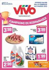 Volantino Vivo self-service