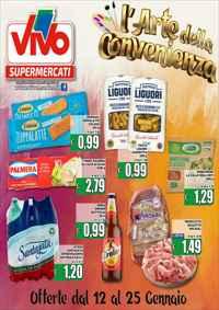 Volantino Vivo supermercati