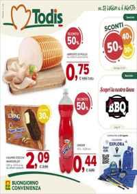 Volantino Todis Puglia